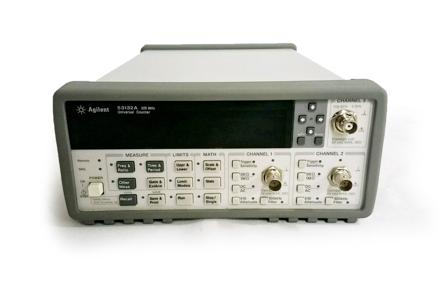 Agilent / Keysight 53132A just arrived